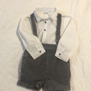 Toddler boys outfit. Edgehill collection